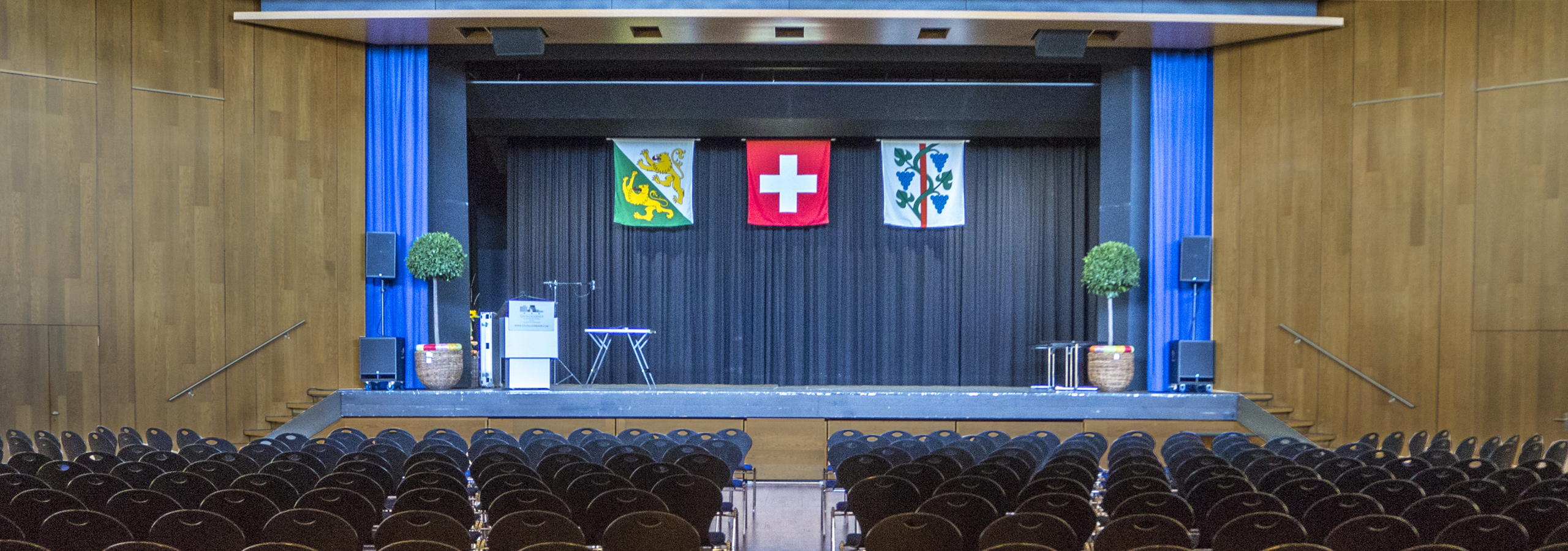 Congress- and Seminarrooms at Thurgauerhof
